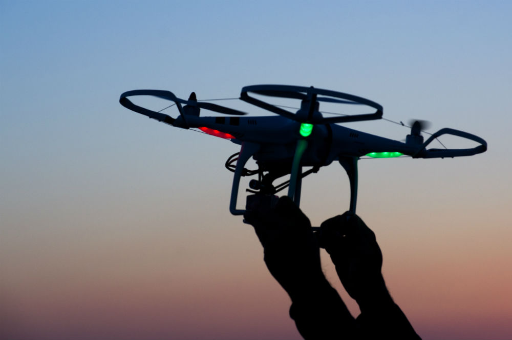 Are Drones Designed to Be Flown At Night