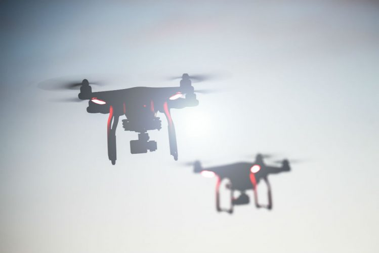 Do Drones Have Red Lights?